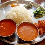 115【代々木】インド?ネパール?「oriental table AMA」
