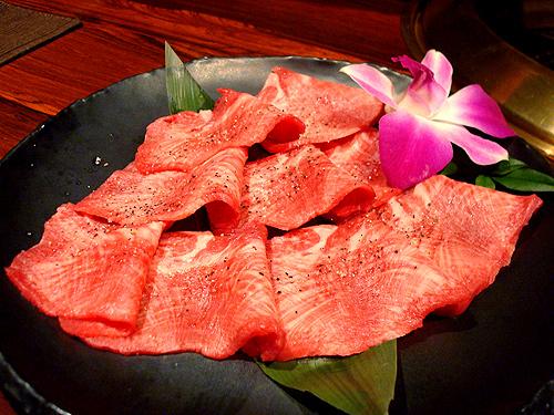 176【代々木】お洒落な神戸牛焼肉「いく田」