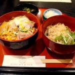 185【半蔵門・麹町】お蕎麦屋さんのラーメン!&黒豚の丼♪「香名屋(かなや)」