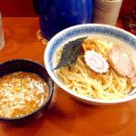 200【代々木】もっちもちの極太つけ麺「麺恋処(めんこいどころ)いそじ」