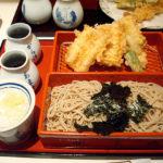 217【東京】天ぷらウマーなお蕎麦屋「永坂更科布屋太兵衛」