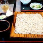 254【麹町】遅めのランチもOKなお蕎麦屋さん「松月庵 番町(しょうげつあん)」