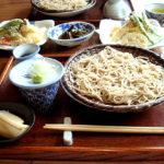 242【静岡・富士宮】手抜きなしの美味な蕎麦!「手打ちそば つち也」