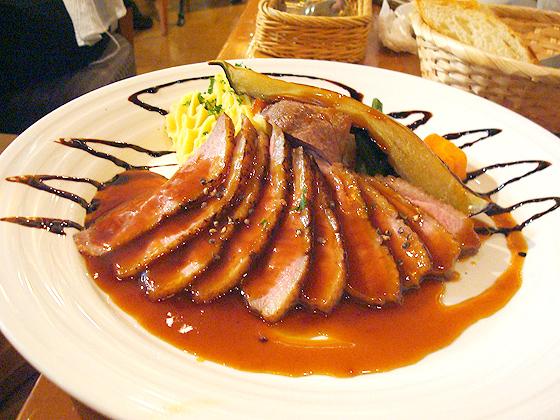 259【半蔵門】お肉ランチが美味!「CORNET(コルネット)」