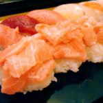 280【水道橋】鮮度抜群の美味しい寿司を♪「日向丸」