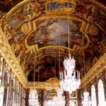 今更ですが、フランス行ってきました。【ベルサイユ宮殿編】