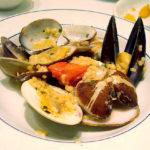 302【赤坂見附】南イタリアの風を感じるシーフードレストラン「La scogliera(ラ・スコリエーラ)」