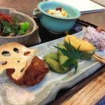 338【京都】薬味が楽しい!つけ麺うどん♪「おめん 銀閣寺本店」
