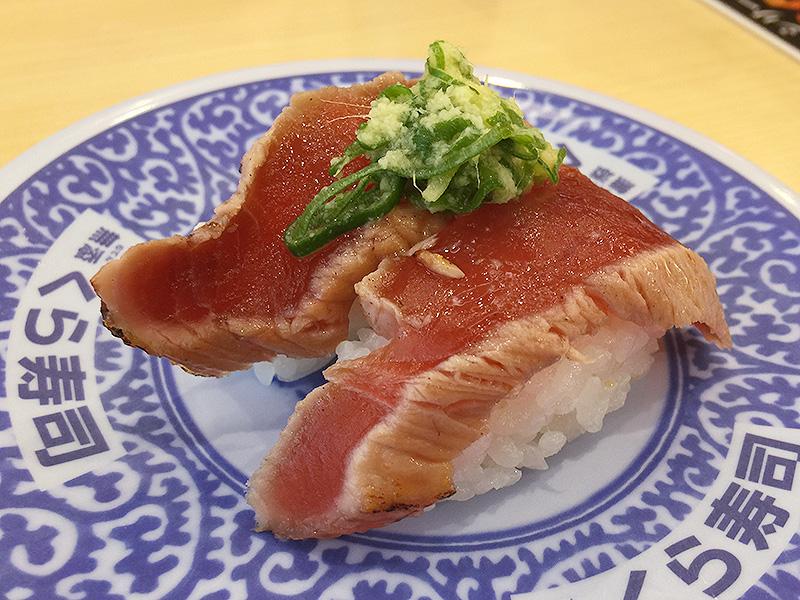 386【灘】お馴染みの100円寿司♪「くら寿司」