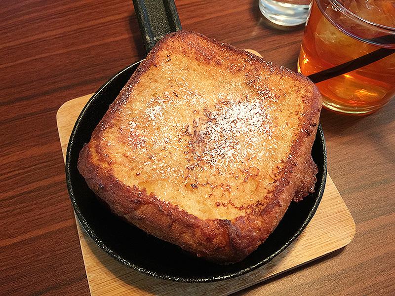 390【肥後橋】一度食べたら忘れられないふわとろフレンチトースト!「パンとエスプレッソと」