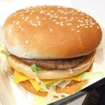403【御影】食べごたえが凄いグランドビックマック!「マクドナルド」