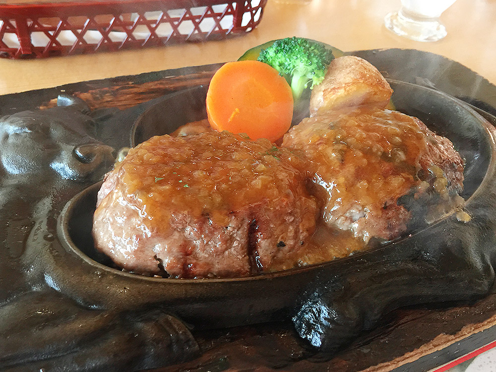 ステーキ・ハンバーグ・とんかつ
