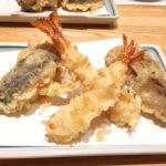 448【新宿】いろんな天ぷらを楽しむランチ♪「天ぷら新宿つな八」