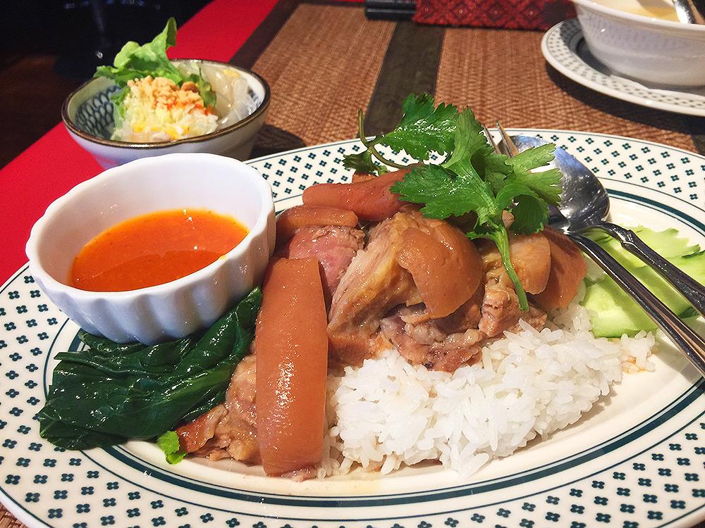 457【浅草橋】綺麗な店内&ボリューム◎で美味しいタイ料理「Smile Thailand(スマイルタイランド)」