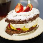 472【渋谷】渋谷東急東横店で!色とりどりのケーキが並ぶ「Quatre(キャトル)」