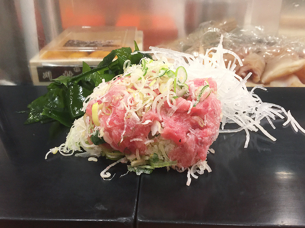 478【御徒町】ネギトロが美味♪庶民派のカウンター寿司「寿司幸(すしこう)」