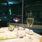 491【赤羽橋】景色が抜群!開放的な店内でフレンチ「Restaurant Brise verte(レストラン・ブリーズ・ヴェール)」