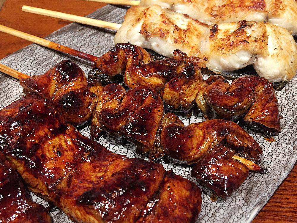 492【代々木】ほぼ新宿のれん街!レパートリー豊富な鰻の食べ方♪「うな串 焼鳥 う福」