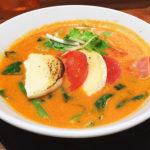502【新宿】トマトとラーメンの美味しい融合!「太陽のトマト麺」