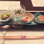 509【赤羽橋】お出汁が美味しいやさしい和食コース「日本料理 芝桜(しばざくら)」