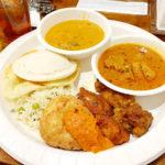 528【清澄白河】南インド料理の人気店がリニューアルオープン!「ナンディニ」