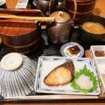 539【西新宿】白米が美味しい!おひつに入ったごはんを2度楽しめる「おひつ膳 田んぼ」