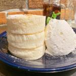 551【表参道】ほわほわむちむちのホワイトスフレパンケーキ!「BURN SIDE ST CAFE(バーンサイドストリートカフェ)」