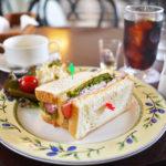 571【新神戸】雰囲気最高な教会でカフェランチ。神戸のカフェ名店といえば「カフェ フロインドリーブ」