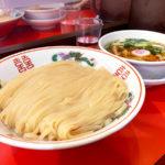 580【大阪・西長堀】なめらか艶やかな麺が美味すぎるつけそば「カドヤ食堂 本店」