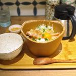 584【新宿】一人でふらっと入れる!おひつご飯&お茶漬けで楽しめる「こめらく」