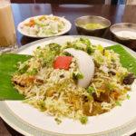 601【六本木】ランチで本格ビリヤニが食べられる「SAHIFA KEBAB & BIRYANI(サイーファ ケバブ アンド ビリヤニ)」