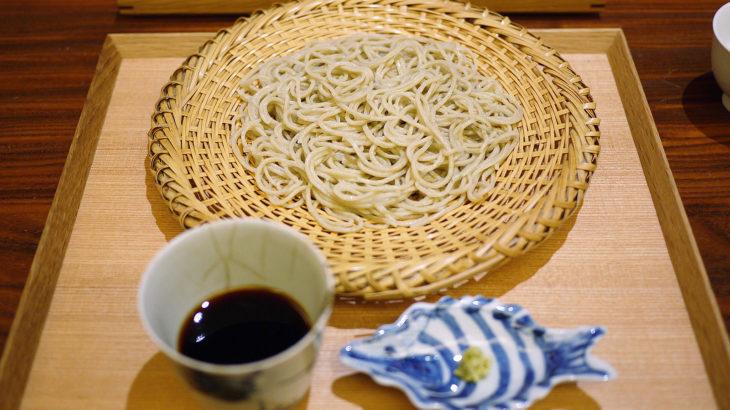 銀座:蕎麦屋の絶品おまかせコースとプリン「銀座 sasuga 琳(りん)」