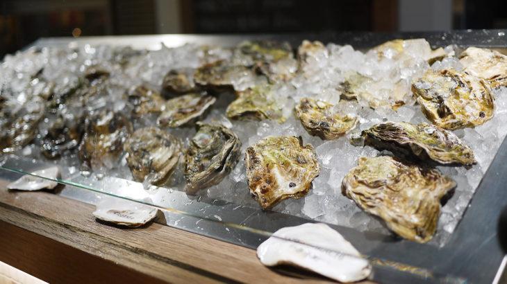 大黒神島の牡蠣とワインの組み合わせが最高な「VINOBLE(ヴィノーブル)」@溜池山王