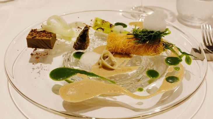 魚介イタリアンとワインペアリングを楽しむ「ristorante misola(リストランテ ミソラ)」@表参道