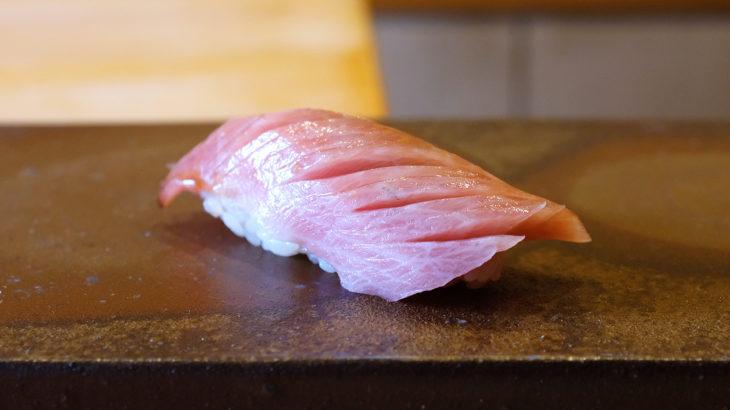 焼き物も絶品な人気の鮨店「恵比寿 えんどう」でランチ@恵比寿