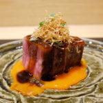 肉割烹「おにく 花柳(かりゅう)」で丁寧で美味な和牛を堪能@人形町