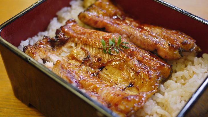 老舗鰻屋「新宿うな鐵(うなてつ)」で美味な鰻重&串をいただく@歌舞伎町