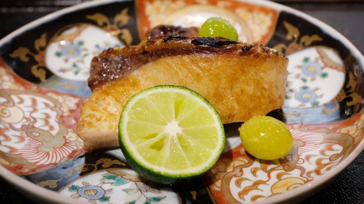 端正な日本料理【西麻布 大竹】で季節を感じるランチコース