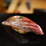 丁寧な仕事が光る美味しい鮨、でもリーズナブルな【SUSHI TOKYO 81】@五反田