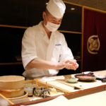 ホテル内の美味しい寿司ランチ「鮨 かねさか」パレスホテル東京店@大手町