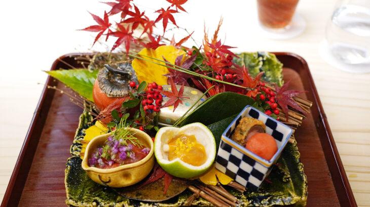ミシュラン一つ星【赤坂おぎ乃】で美しく香り立つ和食、癒やしのひととき