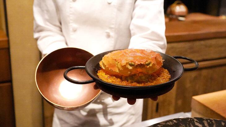 【aca 1°(アカ)】枠にとらわれない洗練されたスペイン料理@ 三越前