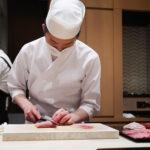 【すし良月(あきら)】若き大将が握る絶品の寿司@広尾