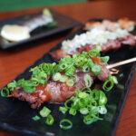 【Moga_Ru(モガル)】大正レトロな雰囲気で炭火焼き鳥と博多野菜巻き串が楽しめる@静岡