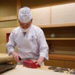【日本橋蛎殻町 すぎた】美しい所作と卓越した鮨で感動が止まらない名店@水天宮前