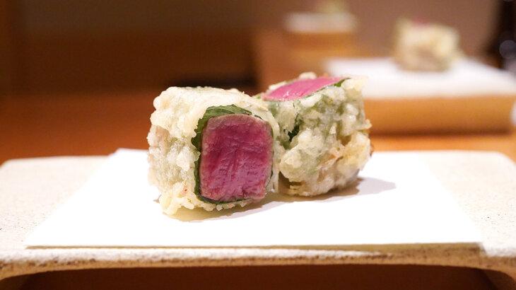 【たきや】軽やかな天ぷらと至福の日本料理@麻布十番