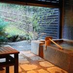 【ふふ 熱海】露天風呂付の客室でゆったり温泉&鉄板焼ディナー@熱海
