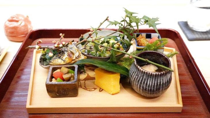 【赤坂おぎ乃】美しい八寸と彩り鮮やかで優しい和食@赤坂