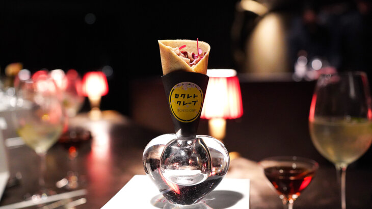 【SECRETO(セクレト)】楽しすぎ!藪中シェフワールドの劇場型イノベーティブ@神楽坂