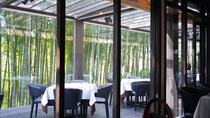 【エルルカン・ビス】竹林を眺めながらコスパ抜群のフレンチランチ@湯河原